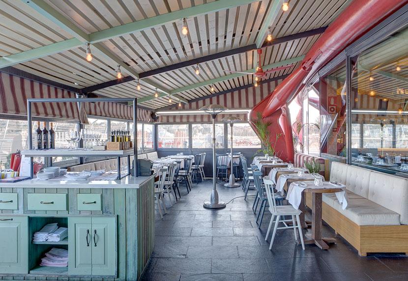 Restaurant La Botiga (Barcelona)