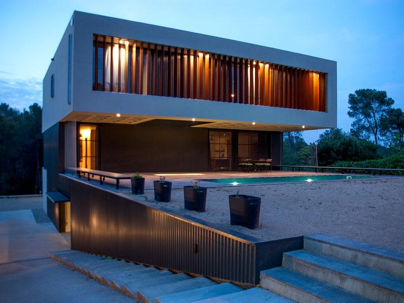 Unifamiliar Housing (Bellaterra)