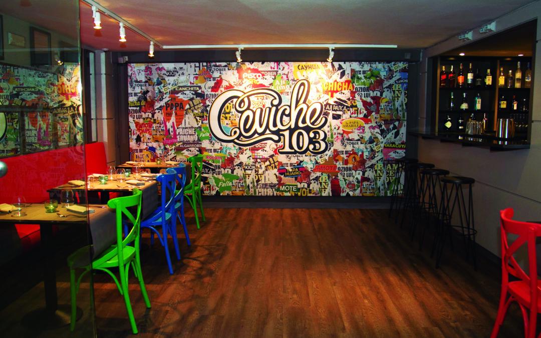 Restaurant Ceviche (Barcelona)