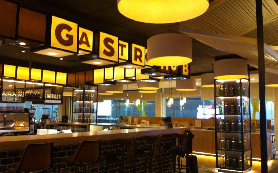 Restaurant Gastro Hub (Madrid)