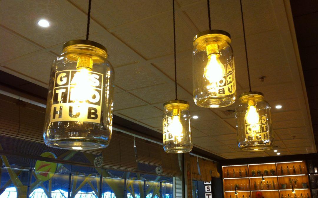 Vié illuminates two new restaurants in Madrid