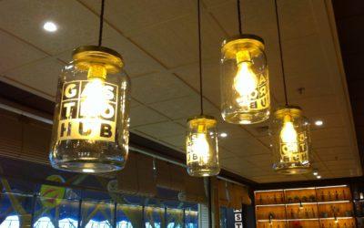 Vié ilumina dos nuevos restaurantes en Madrid