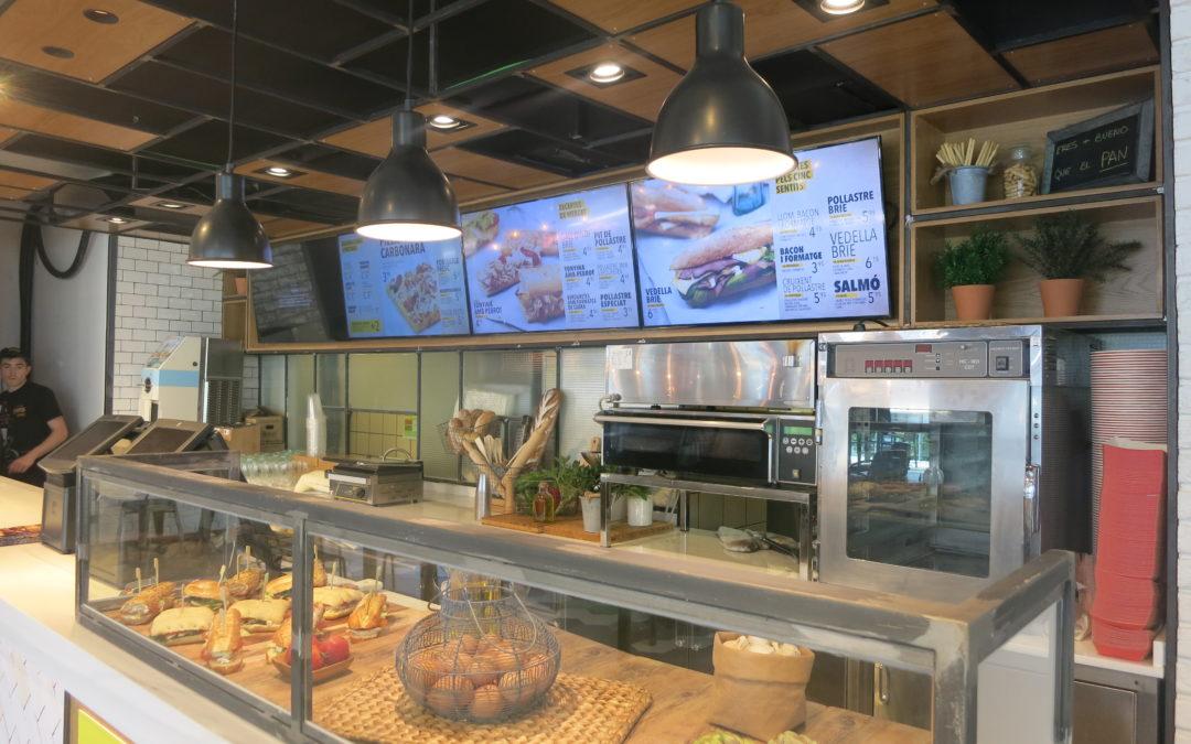 Restaurante Pans & Company (Barcelona)