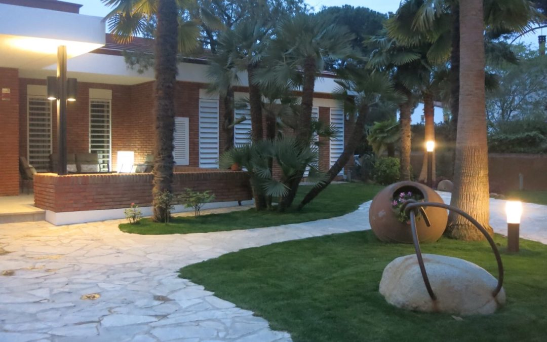 Two new interior and exterior lighting projects