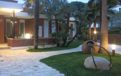 Dos nuevos proyectos de iluminación particular interior y exterior