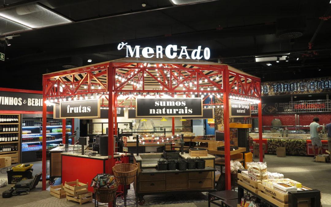 O'Mercato, un nou projecte a Viena per Lisboa