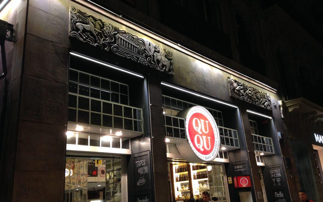 Restaurant Qu Qu (Barcelona)